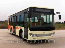 Wuzhoulong SWM6850NG city bus