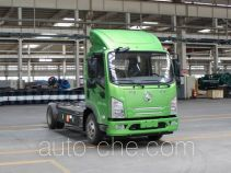 Shacman SX1040EV6 electric truck chassis