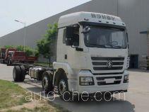 陕汽牌SX1250MA9型载货汽车底盘