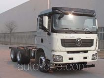 Shacman SX1250XB4 truck chassis