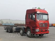 Shacman SX1256GN456 truck chassis