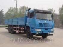 Shacman SX1256UN434 cargo truck