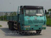 Shacman SX1256UR464 cargo truck