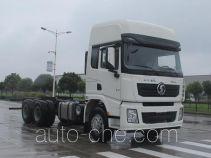 Shacman SX1260XA3 truck chassis