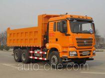 陕汽牌SX3250MB384J1型自卸汽车