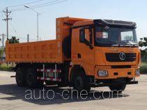 陕汽牌SX32565T434型自卸汽车