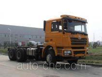 Shacman SX3250FB4 dump truck chassis