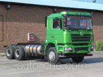 Shacman SX3256DRH dump truck chassis