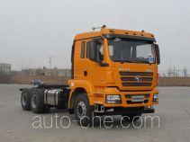 Shacman SX3250MB4J dump truck chassis