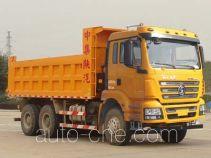 陕汽牌SX3256MT404型自卸汽车
