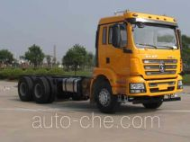 Shacman SX3256MT404 dump truck chassis