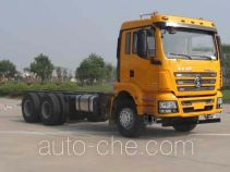 Shacman SX3256MT434 dump truck chassis