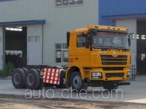 Shacman SX3258DT434TL dump truck chassis