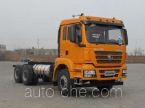 Shacman SX3258MR384TL dump truck chassis