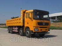 陕汽牌SX33104C486型自卸汽车