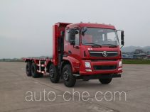 Shacman SX3310RTP flatbed dump truck