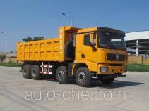 陕汽牌SX33165T366型自卸汽车