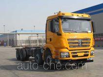 Shacman SX3310HB6J dump truck chassis