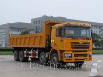 Shacman methanol/diesel dual fuel dump truck