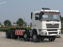 Shacman SX3318DT406TL dump truck chassis