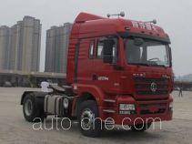 陕汽牌SX4180MA1ZDJ型牵引汽车