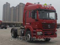 Shacman SX4180MB1W dangerous goods transport tractor unit