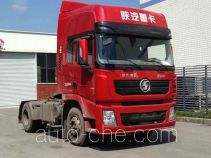 Shacman SX4180XB1Z container carrier vehicle