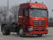 Shacman SX4186GR361W dangerous goods transport tractor unit