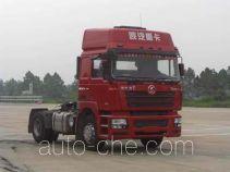 陕汽牌SX4186NR361型牵引汽车