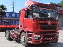 陕汽牌SX4188NR361TL型牵引汽车