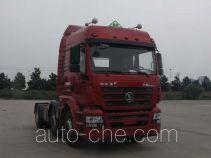Shacman SX4250MB9W dangerous goods transport tractor unit