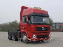 Shacman SX4250XC4W dangerous goods transport tractor unit