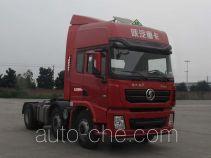 Shacman SX4250XC9W dangerous goods transport tractor unit