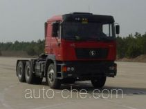 Shacman SX4255NN294 container carrier vehicle