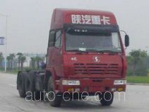 Shacman SX4255TN294 container carrier vehicle