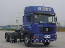 陕汽牌SX4256NT384TL型牵引汽车