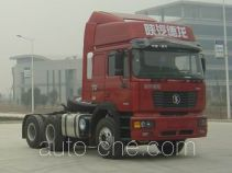 Shacman SX4257NR324K container carrier vehicle
