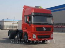 Shacman SX42584V279TLW dangerous goods transport tractor unit