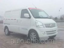 Shacman SX5020XXYEV2 electric cargo van