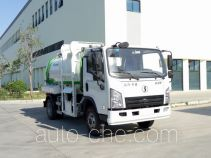 Shacman SX5040TCAGP5 food waste truck