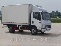 Shacman SX5040XLCGP3 refrigerated truck