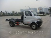 Huashan SX5043ZXX detachable body garbage truck