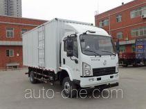 Shacman SX5100XXYGP5 box van truck