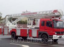 Jinhou SX5150JXFDG22 aerial platform fire truck