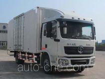 Shacman SX5160XXYLA1D box van truck