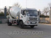 陕汽牌SX5162GJBGP4型混凝土搅拌运输车