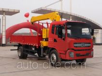 Shacman SX5163JSQGP3 truck mounted loader crane