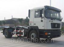 Shacman SX5165ZXXDN461 detachable body garbage truck