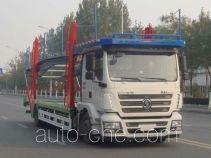 陕汽牌SX5180TCLMB1型车辆运输车