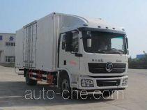 Shacman SX5180XXYLA5712 box van truck